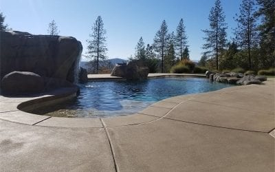 Hard Water Challenges With Swimming Pools